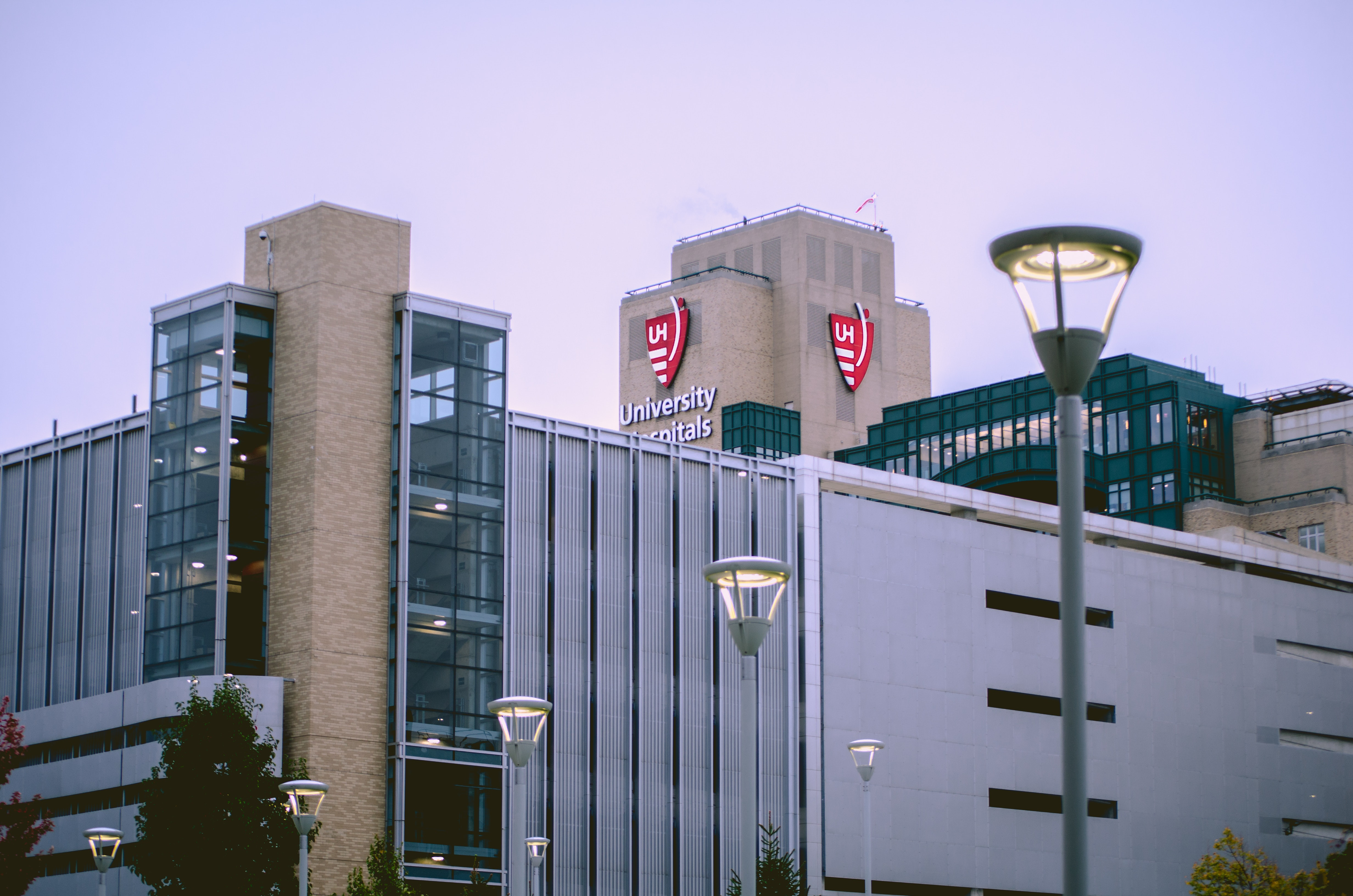 University Hospitals building