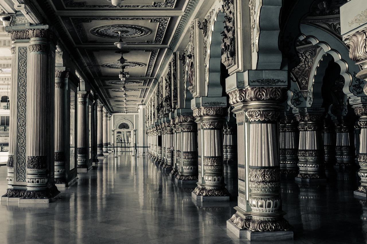 Image of building interior
